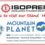 Isopren presente a Mountain Planet 2018